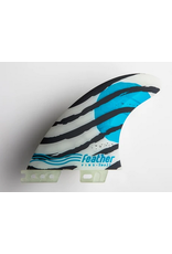 Feather Fins Feather Fins Rapid Surfing Janina FCSII Medium