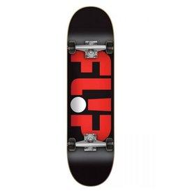 Flip Flip 8.0 Odyssey Logo Complete Skateboard Black