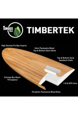 "Firewire Firewire 9'5"" The Gem Timbertek Single Fin"