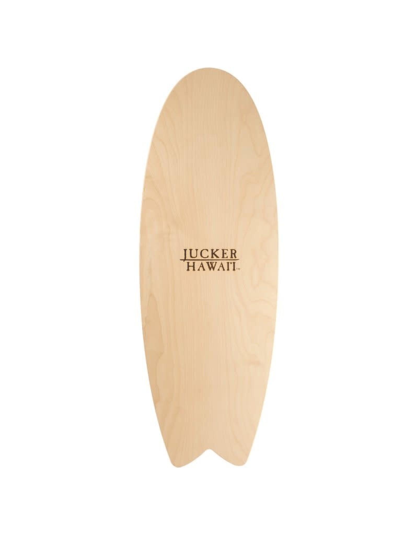 Jucker Hawaii JUCKER HAWAII Balance Board Homerider LOCAL WAHINE Compleet
