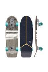 Flying Wheels Flying Wheels Surf Skateboard 30 IZU Lotus Lombard Surfskate