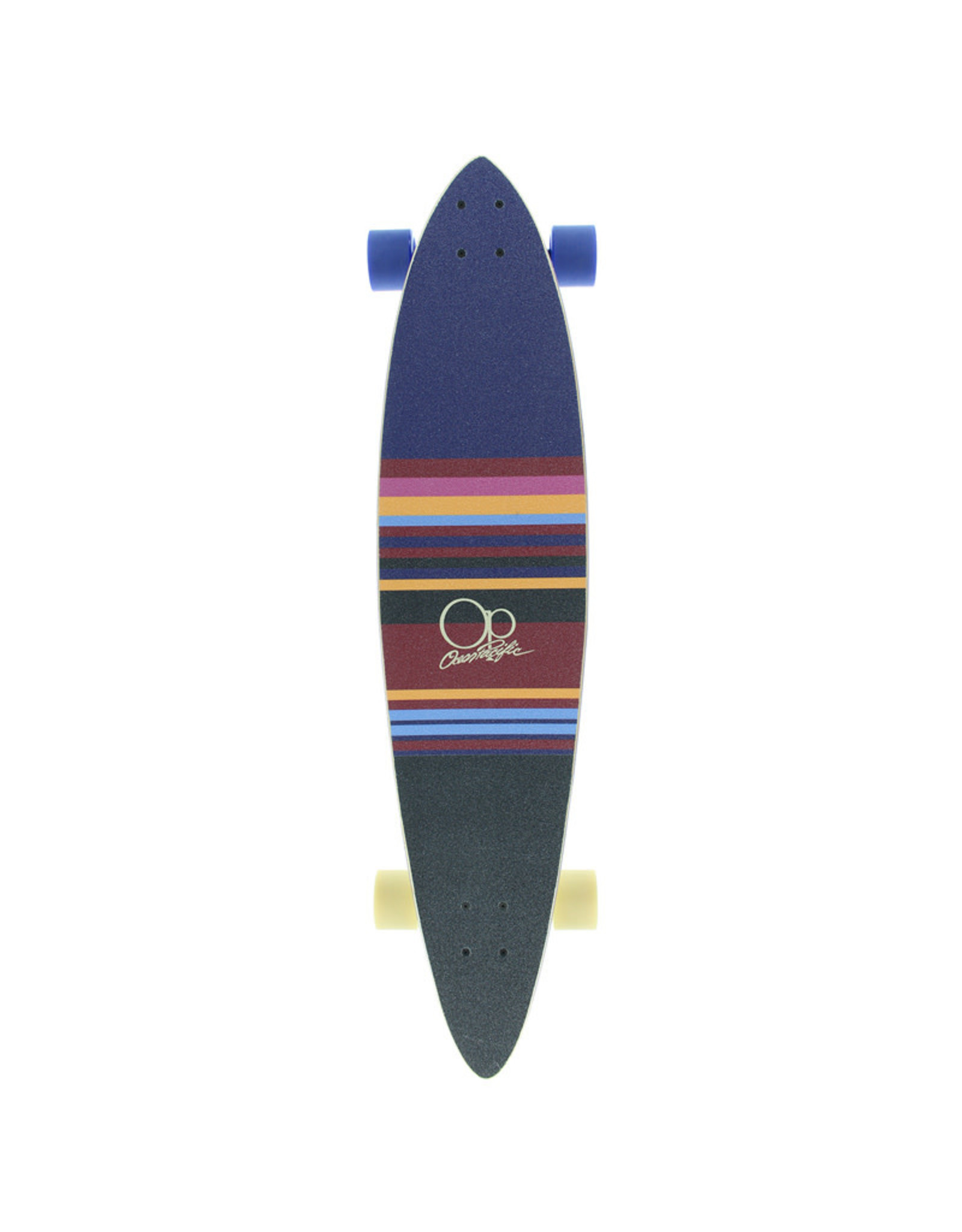 Ocean Pacific Ocean Pacific 40 8.75 Swell Pin Tail Navy/Off White 40 8.75
