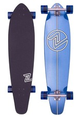 Z-Flex Z Flex 38.0 Metal Flake Roundtail Complete Longboard