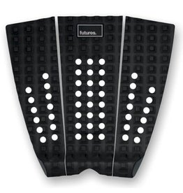Futures FUTURES Traction Pad Surfboard Footpad 3pcBrewster