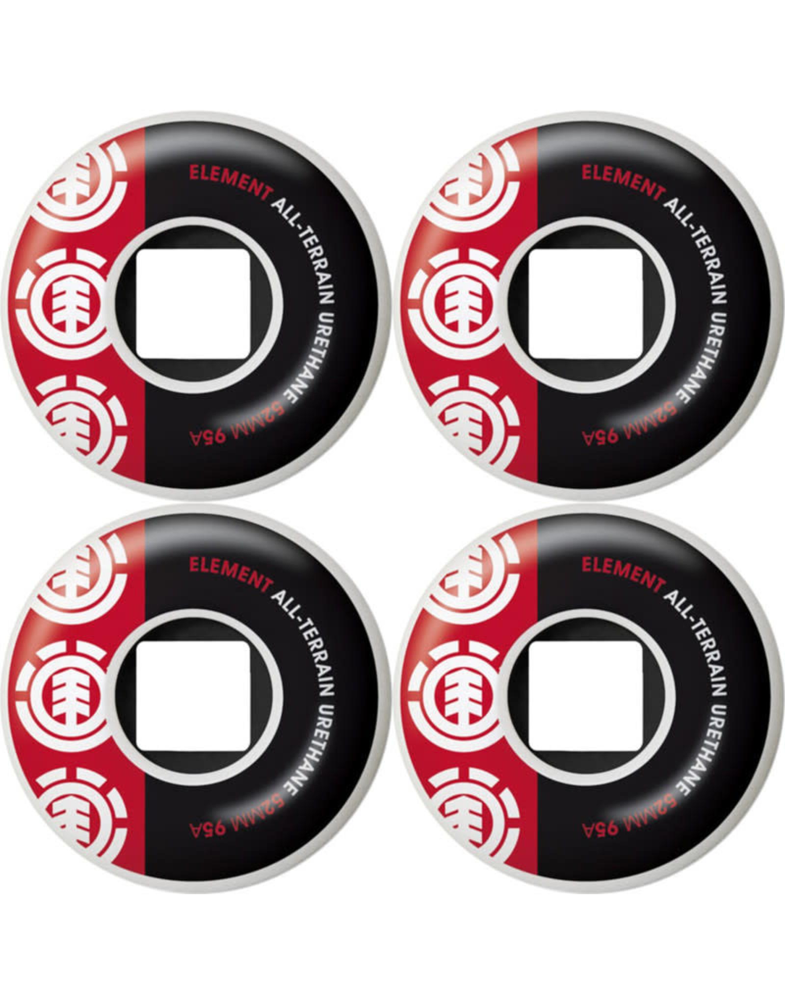 Element Element 52mm 95A Section Wheels