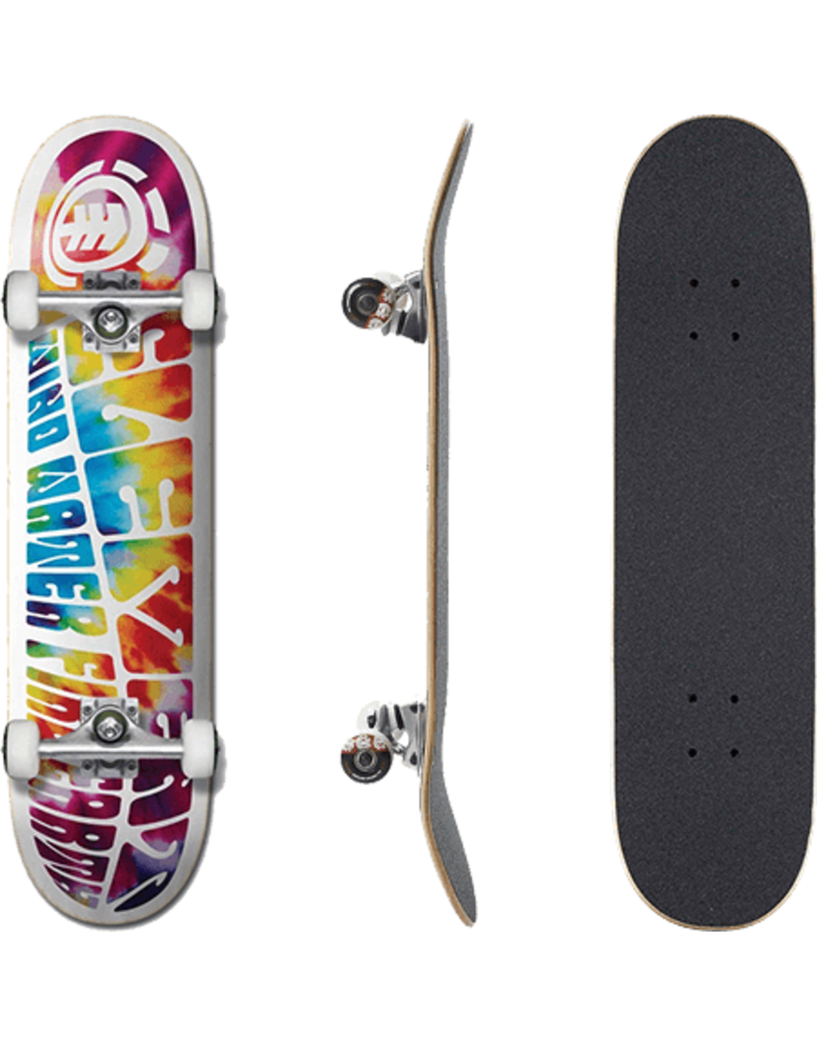 Element Element 8.0 Trip Out Complete Skateboard