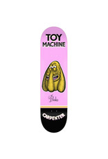 Toy Machine Skateboards TOY MACHINE 8.125 CARPENTER PEN N INK