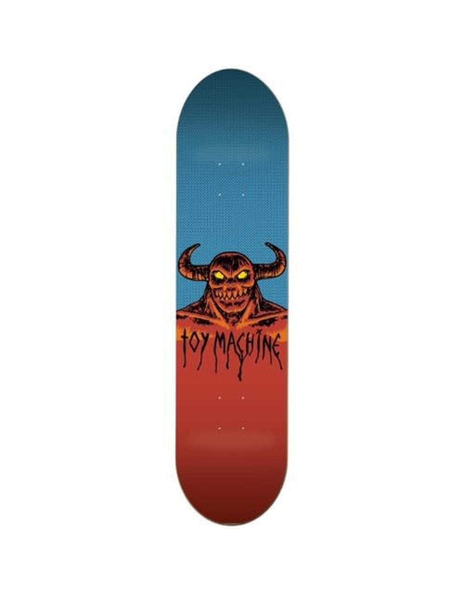 Toy Machine Skateboards TOY MACHINE 8.25 HELL MONSTER