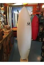 "Appletree Surfboards Appletree 6.2"" Elstar Wit"