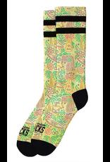 American Socks American Socks Tropical Vibe Mid High