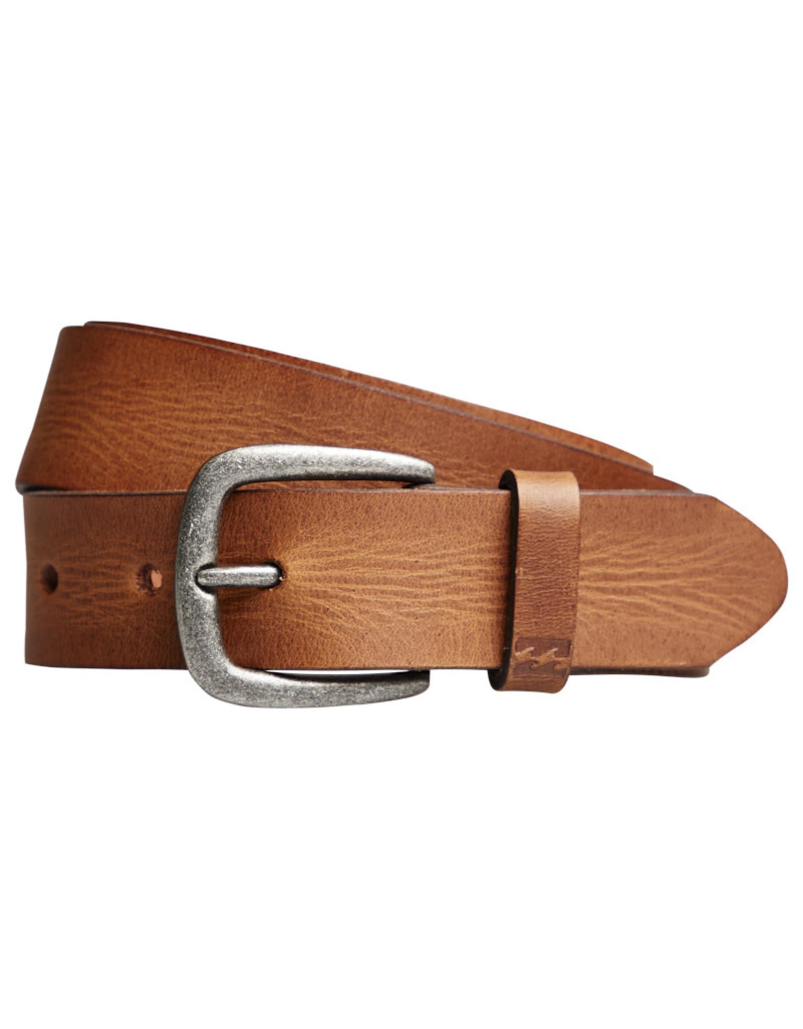 Billabong Billabong All Day Leather Belt Hash