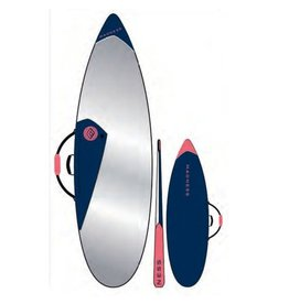 Madness Madness 6.0 Boardbag Shortboard Blue Red