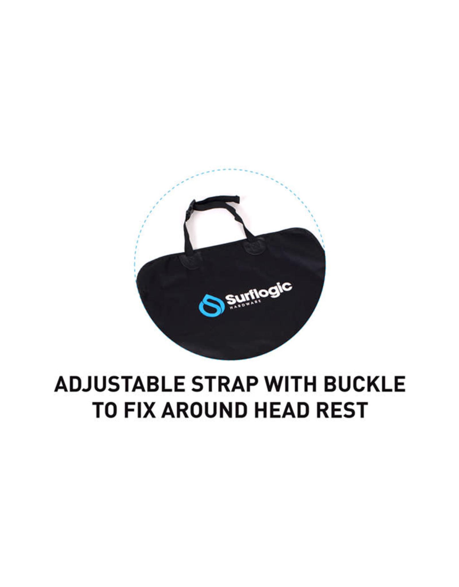 Surflogic Surflogic Waterproof Seat Cover Triple