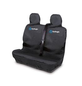 Surflogic Surflogic Waterproof Seat Cover Double Black