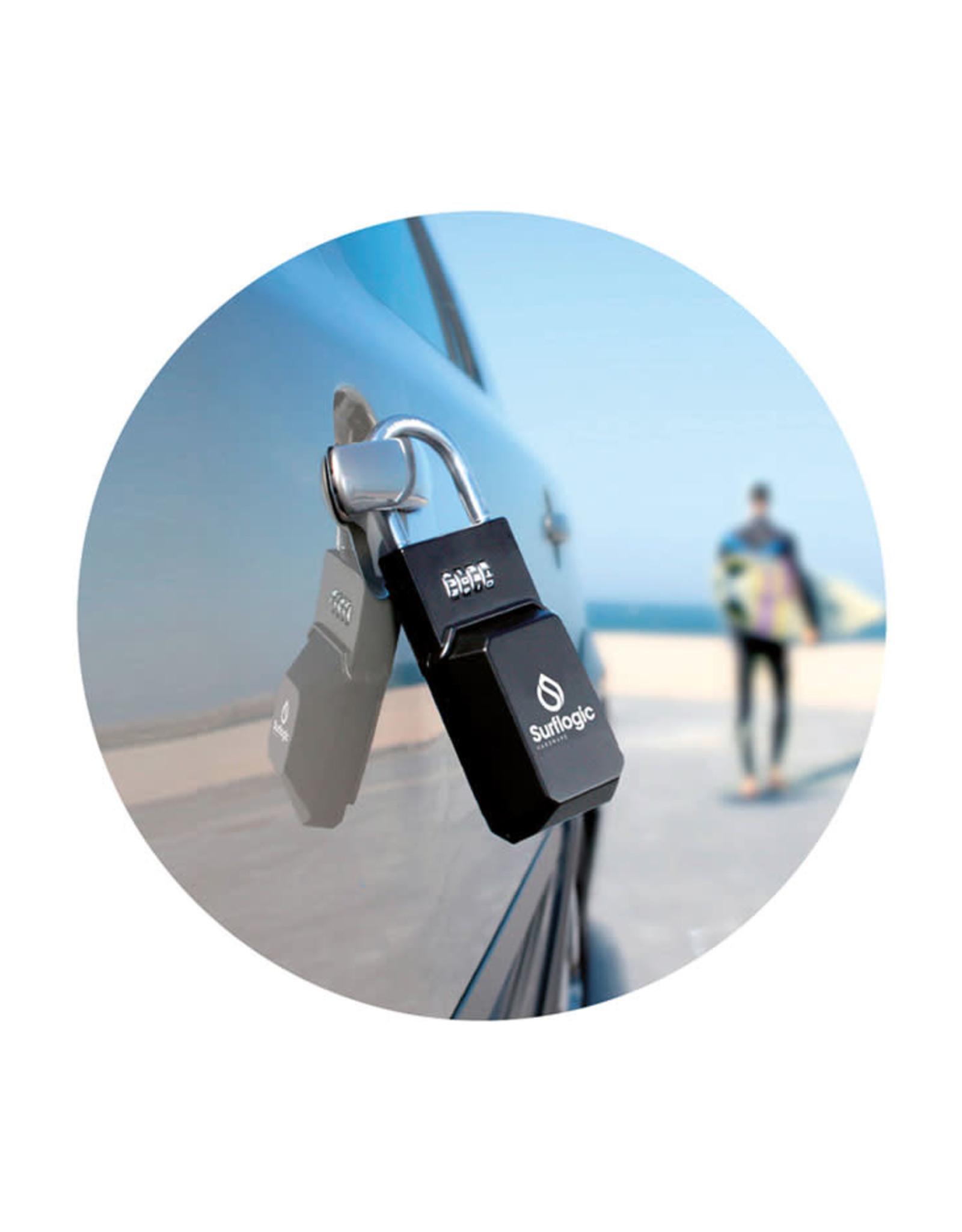 Surflogic Surflogic Key Lock Standard black
