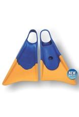 Churchill Bodyboard Fins Churchill Makapuu L 44-46 Blue