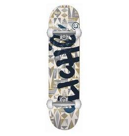 Cliche Cliche 8.125 Diamond First Push Complete Skateboard Olive/Black