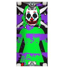 Girl Girl 8.125 Mike Mo Clown Pirate Complete Skateboard