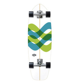 """Carver Triton by Carver CX Raw 31"""" Signal Surfskate Complete"""