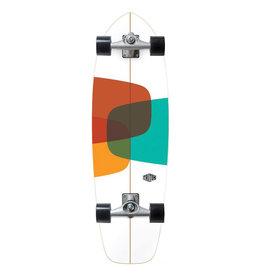 "Carver Triton by Carver CX Raw 32"" Prismal Surfskate Complete"
