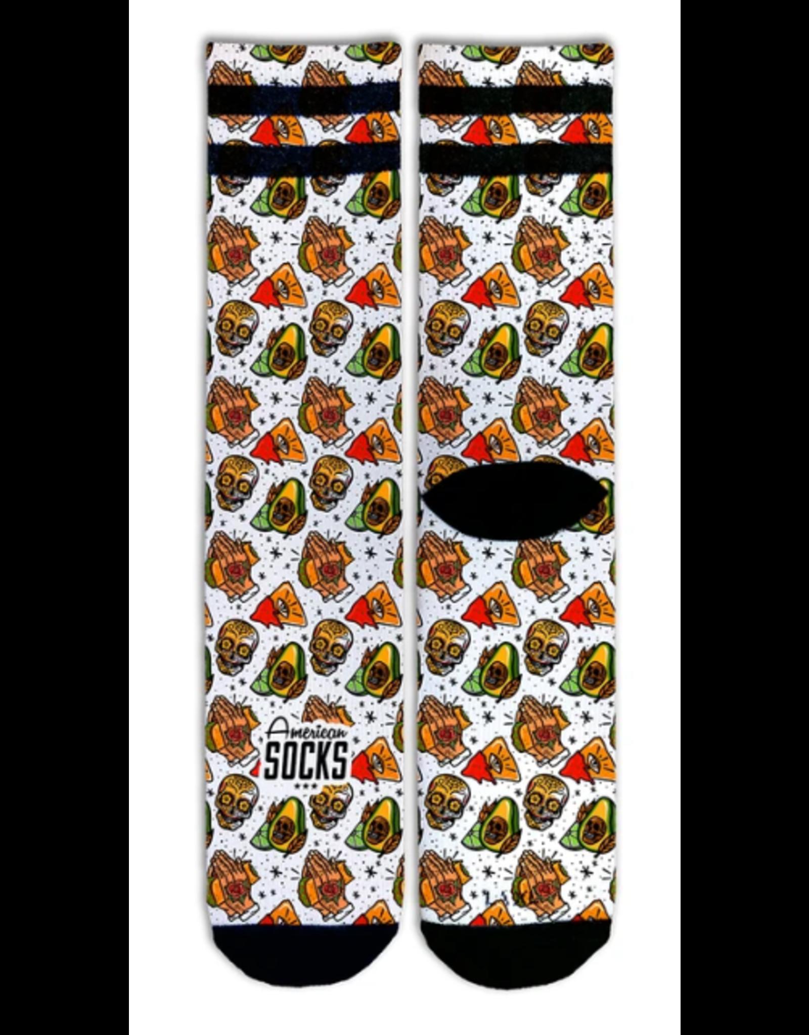 American Socks American Socks Taco Life