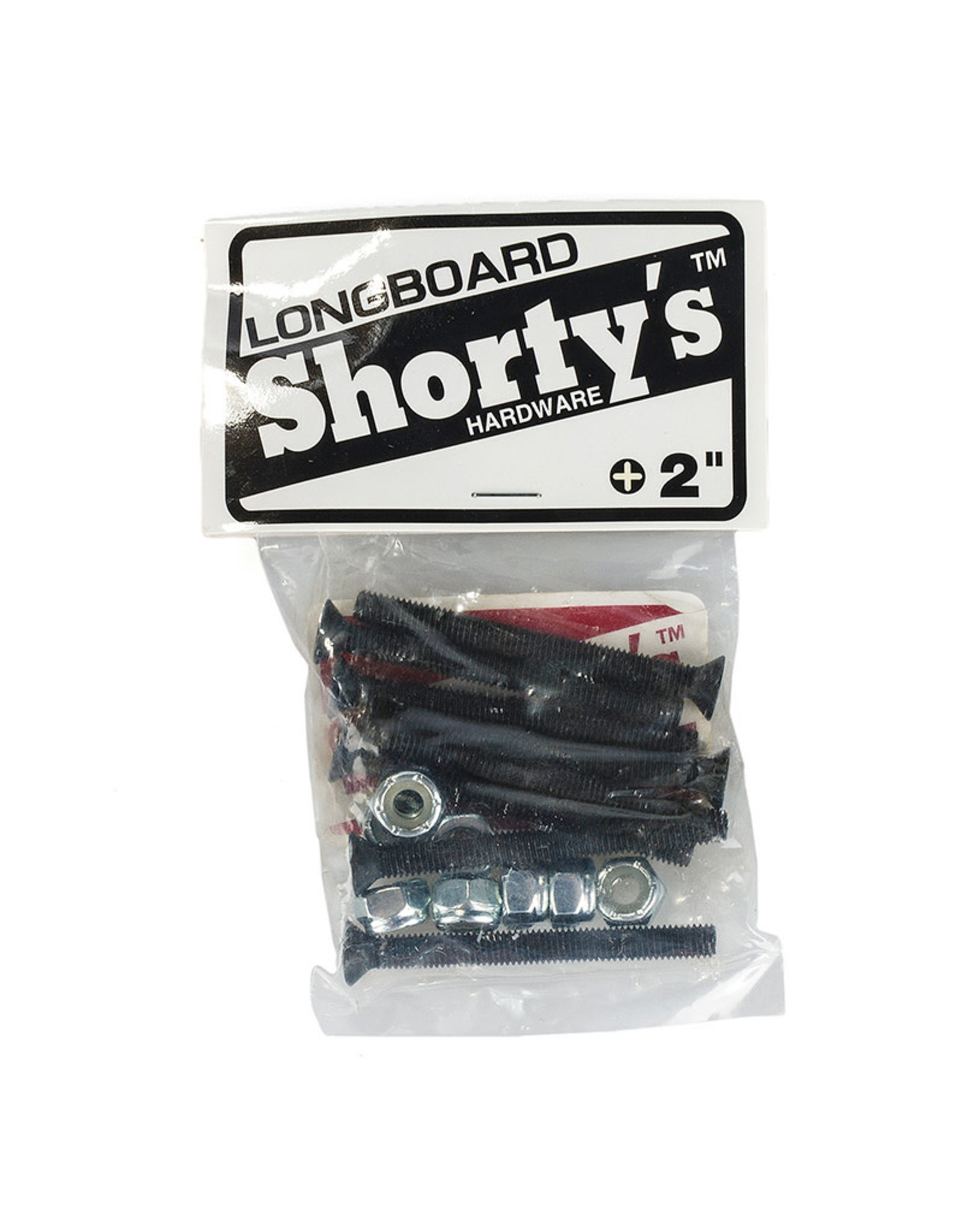 Shorty's Shorty's 2 Inch Phillips Hardware Longboard