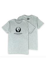 Appletree Surfboards Appletree T-Shirt  Grey