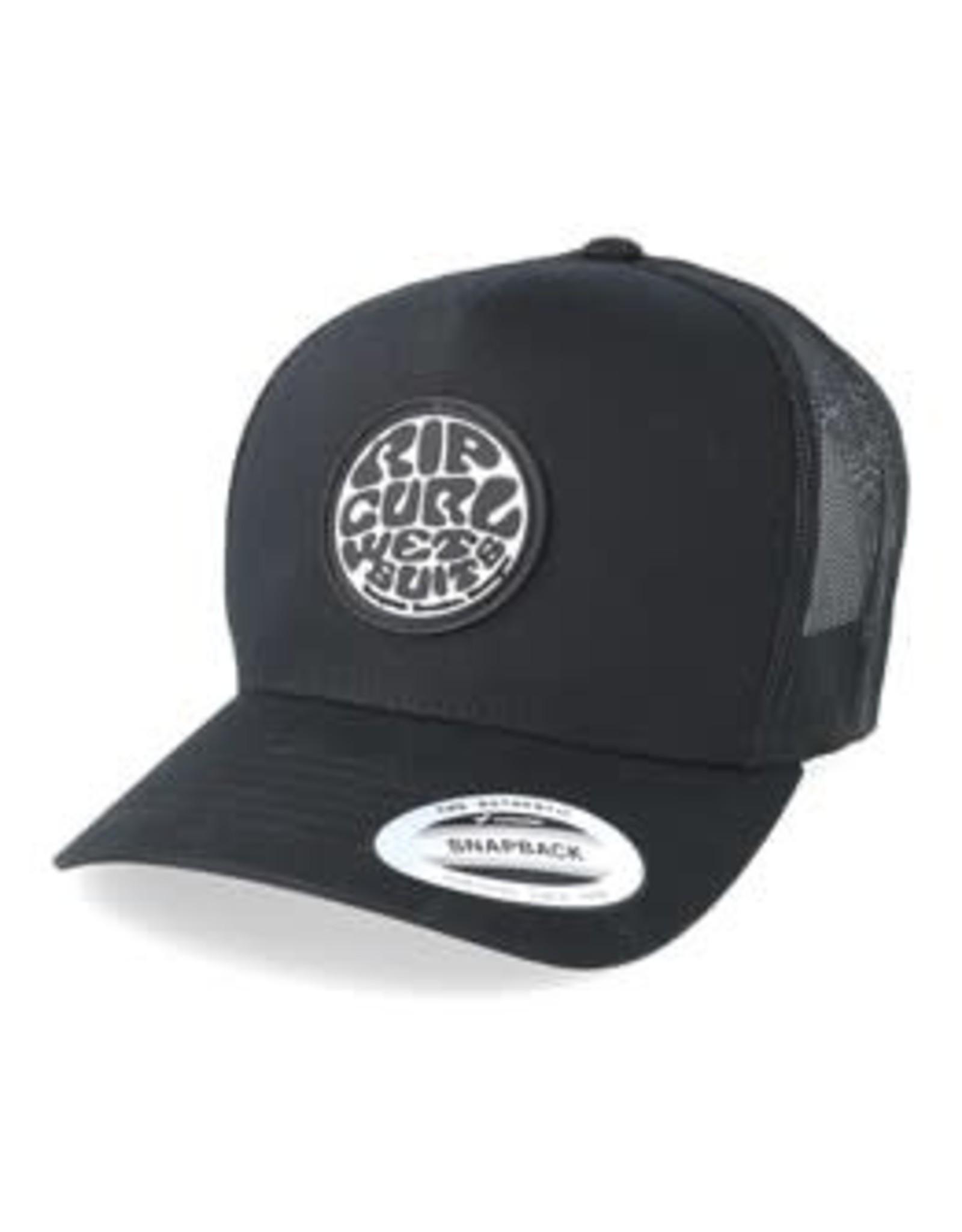 Rip Curl Rip Curl Icons Trucker Black
