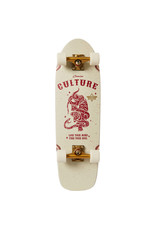 Dusters Dusters 29 Culture Complete Cruiser Off-White/Red