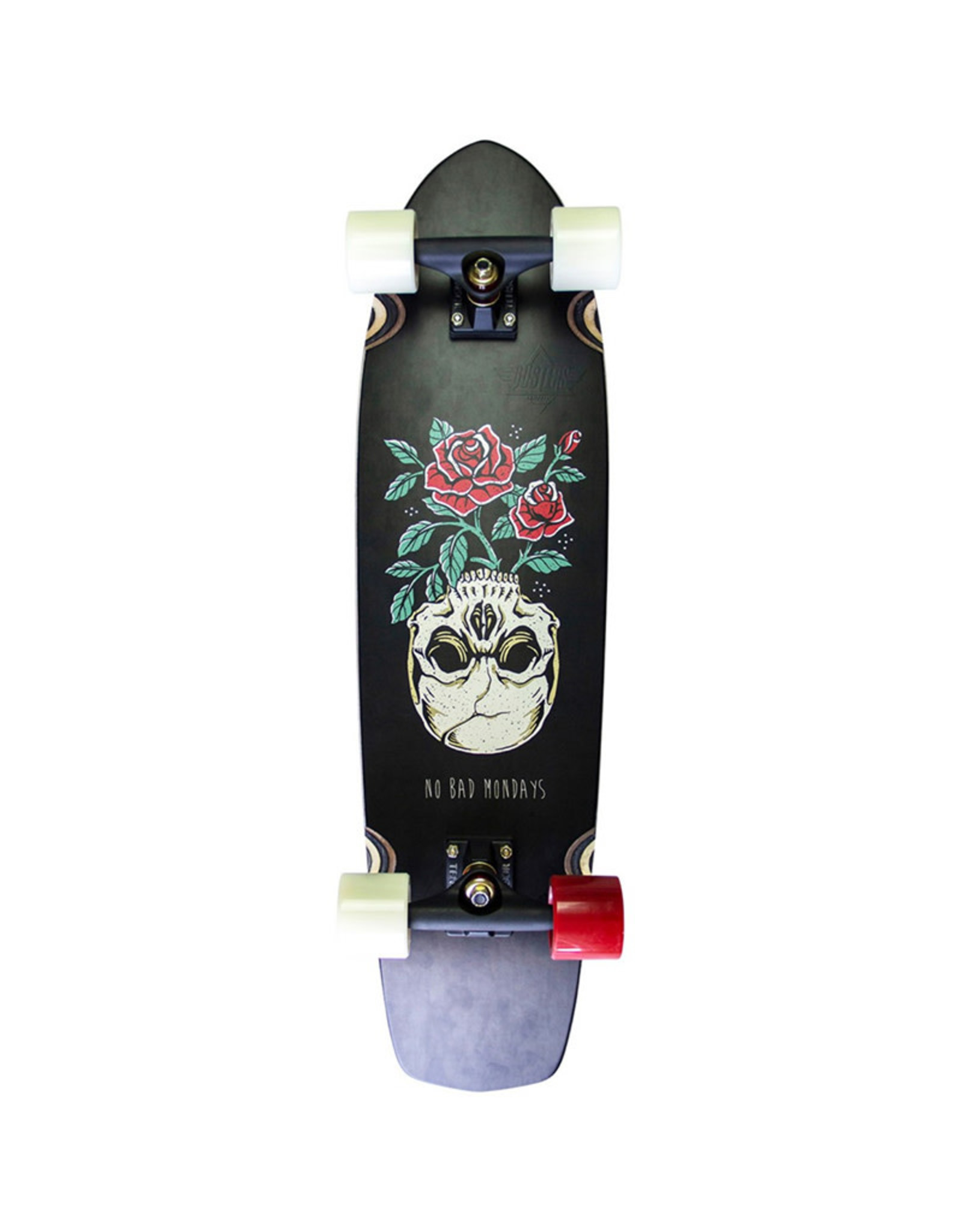 Dusters Dusters 31.0 Mondays Complete Cruiser Black