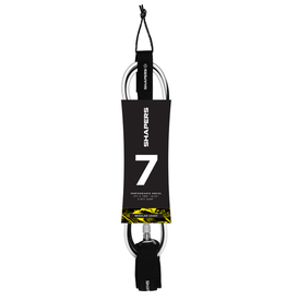 """Shapers Shapers 7'0"""" Leash Black/White"""
