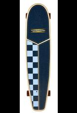 "Hamboards Hamboards 45"" HHOP Carving Surfskates NLB Chekkers"