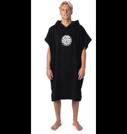 Rip Curl Rip Curl Wet As Hooded Towel Black