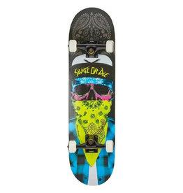 Speed Demons Speed Demons 7.75  Mob Complete Skateboard Blue/Yellow
