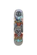 Element Element 8.25 Lamour Skull Skate Deck