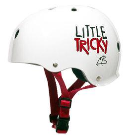 Triple Eight Triple Eight Little Tricky Helm Wit