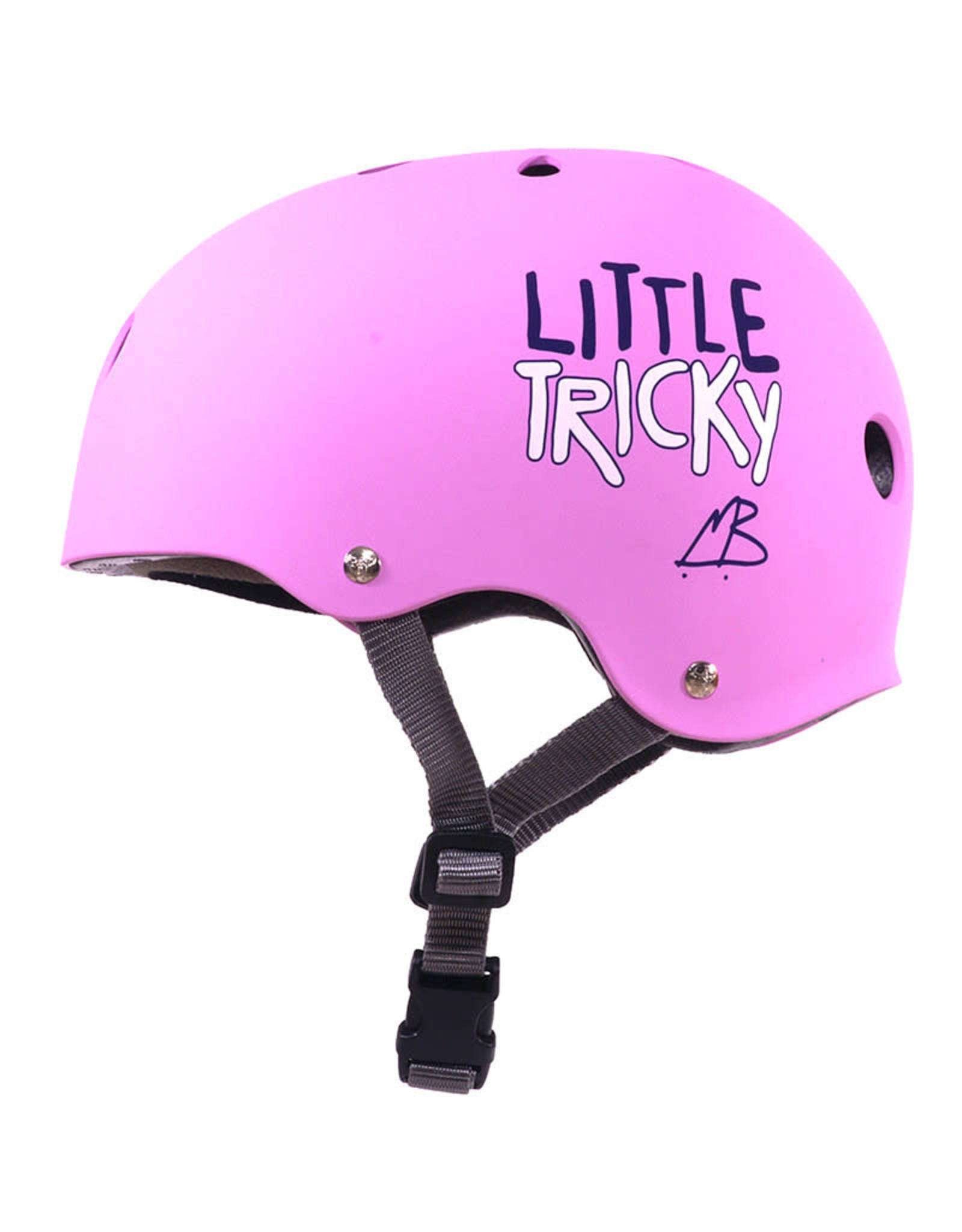 Triple Eight Triple Eight Little Tricky Helm Rose