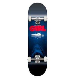 Girl Girl 8.25 Malto Night Attack Complete Skateboard