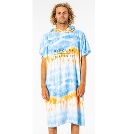 Rip Curl Rip Curl Mix up Print Hooded Blue / White