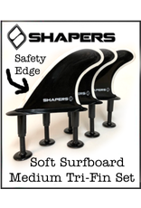Shapers Shapers Softtop Fins