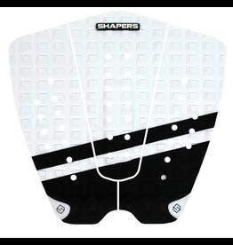 Shapers Shapers Hybrid Grovler Series White/Black Footpad