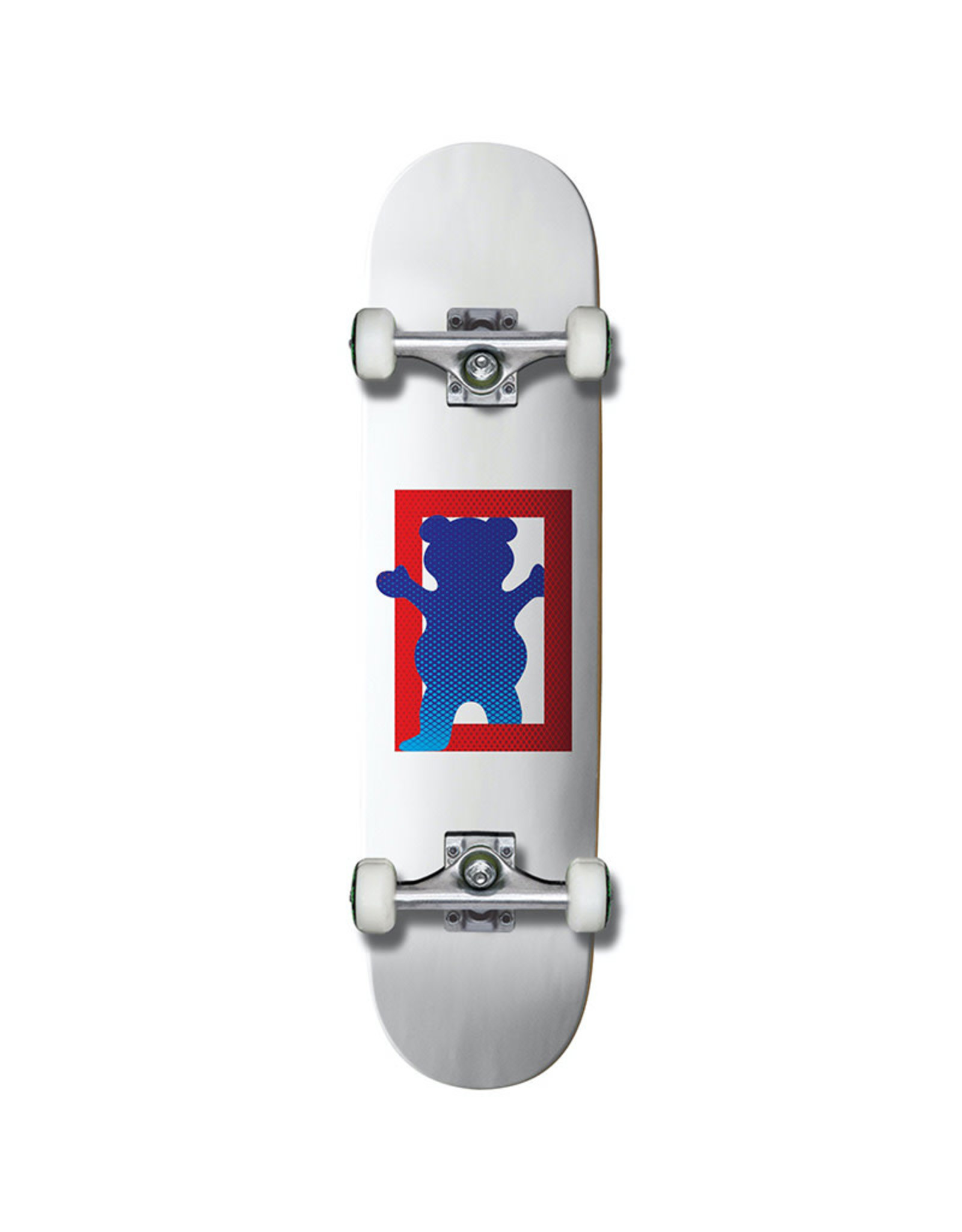 Grizzly Grizzly 8.0 Out The Box Complete Skateboard