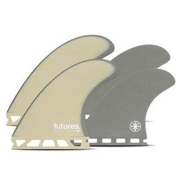 Futures Futures Quad Fin Set EA Eric Arakawa Control