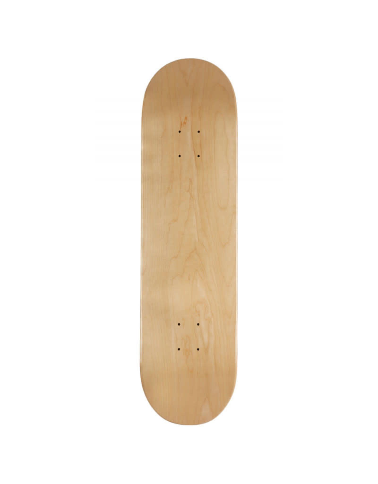 "Blank 8"" Skateboard Deck"