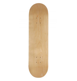 "Blank 8.125"" Skateboard Deck"