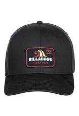 Billabong Billabong Walled Strech Cap Black