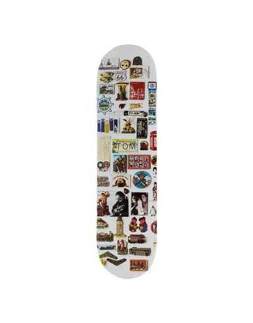 SKATE MENTAL MAGNETS - TOM K 8.125
