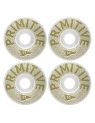 PRIMITIVE CHANNEL ZERO TEAM WHEEL, GOLD, 53mm