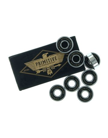 PRIMITIVE PRIMITIVE BEARINGS-SINGLE PACK, BLACK