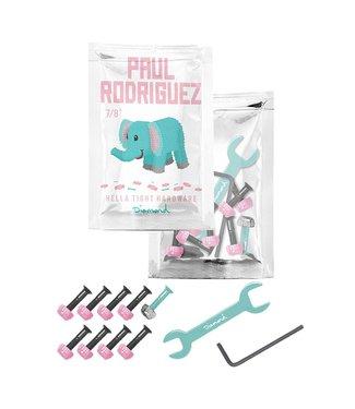 "DIAMOND Paul Rodriguez Pro Hardware 7/8"" - White"